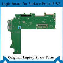 logic board for Miscrosoft Surface Pro 4 1724 Motherboard X911788-008 Main Board i5 8G I7 16G