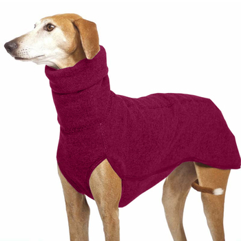 High Collar Dog Sweater  1