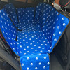 Dog Carriers Waterproof Rear Back Pet Dog Car Seat Cover 2