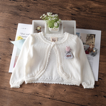 Toddler Jacket Sweater Baby Clothes Cardigan Summer Infant Cotton for 3-To-24-Month OKC205022