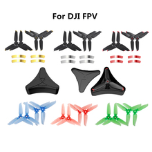 Propeller for DJI FPV Accessories Helices 5328S Props Color Blade Wing Fans Black Red Green Blue Transparent Parts Combo