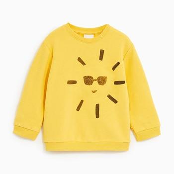 Animal print bus toddler sweatshirts BOYS CLOTHING HOODIES & SWEATSHIRT