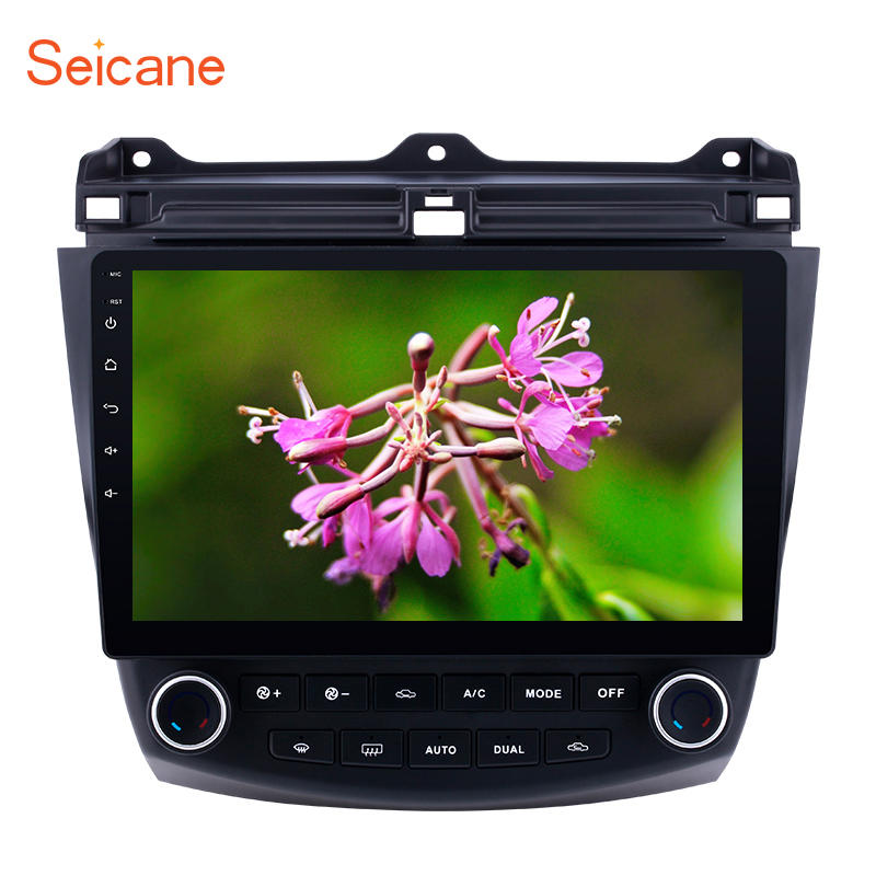 Seicane Car Android 8.1 GPS 10.1