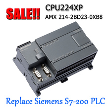 CPU224XP AMX-200 PLC Programmable Controller Relay Output 214-2BD23-0XB8 Compatible S7-200 PLC Amsamotion Factory Direct Sale 6es7 214 1bd23 0xb8 6es7214 1bd23 0xb8 used 100