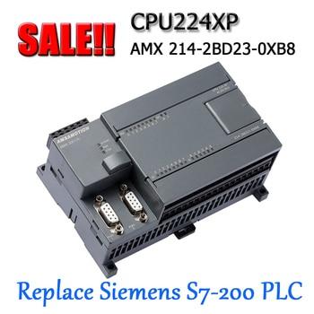 CPU224XP AMX-200 PLC Programmable Controller Relay Output 214-2BD23-0XB8 Compatible S7-200 PLC Amsamotion Factory Direct Sale