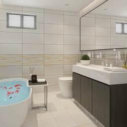 Простая настенная плитка для ванной комнаты старый кирпич 300x600 плитка настенная плитка для ванной комнаты кухня ванная линия талии ламинат