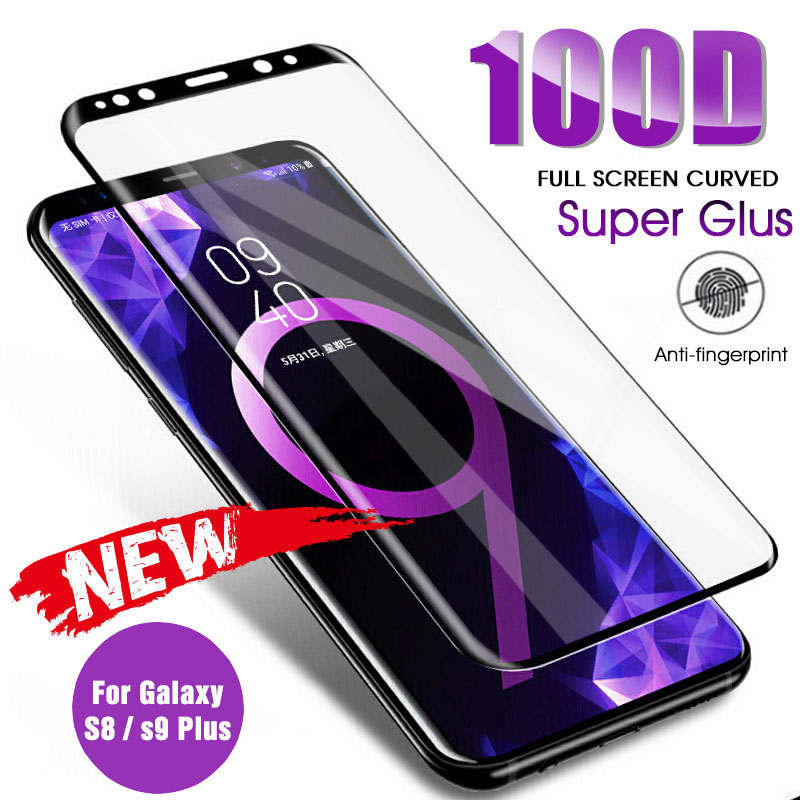 <font><b>Tempered</b></font> <font><b>Glass</b></font> For <font><b>Samsung</b></font> <font><b>Galaxy</b></font> S8 S9 S10 Plus <font><b>Note</b></font> 8 <font><b>9</b></font> 10 Plus <font><b>Full</b></font> <font><b>Glue</b></font> Screen Protector For <font><b>Samsung</b></font> S8 S9 Plus S10E <font><b>Note</b></font> 10 image