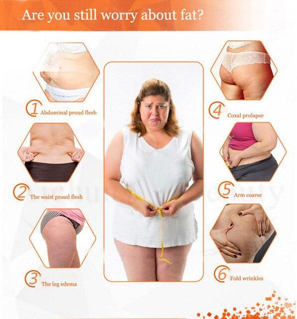 200ml Hot Chilli & Ginger Slimming Cream Fast Lose Weight Burn Fat 5