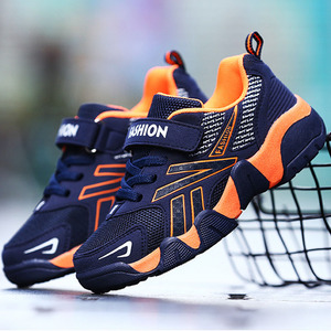 Image 2 - Kids Shoes Boys Girls Casual Mesh Sneakers Breathable Soft Soled Running Sports Shoes toddler boy shoes  boys sneakers