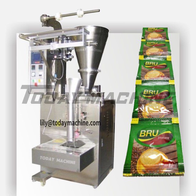 Automatic Powder Packing Machine For Food / Medicine / Daily Chemicals Powder Packaging