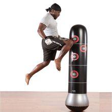 Надувная боксерская Колонка для взрослых, фитнес-тренировка, боксерская колонка, стакан, боксерская Колонка для детей, надувная боксерская колонка