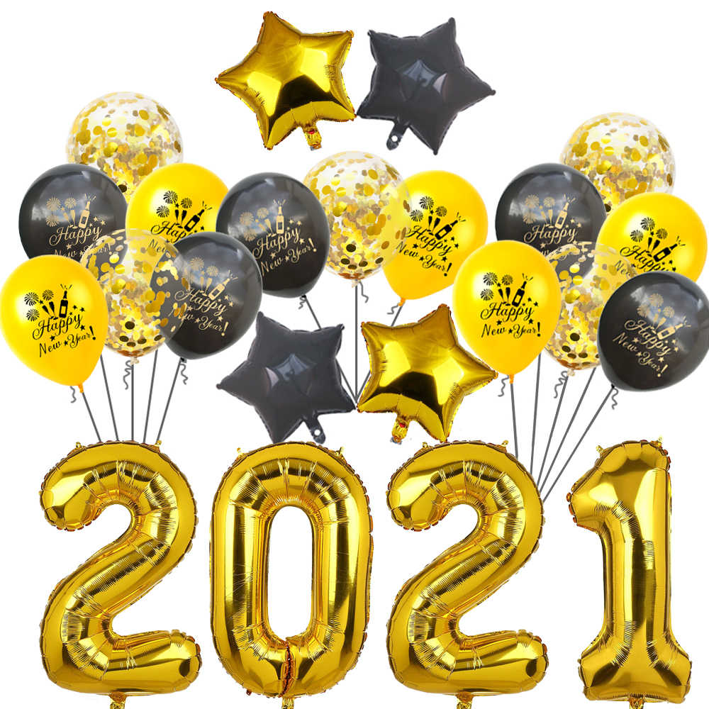2021 happy new year merry christmas foil balloons decoration for home disposable tableware kit new year eve xmas party supplies party diy decorations aliexpress 2021 happy new year merry christmas foil balloons decoration for home disposable tableware kit new year eve xmas party supplies