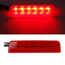 Car Centre High Level Rear Brake Stop Light For Volkswagen Caddy Third Auto Lamp Car-Styling Vehicle Bulb