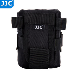 Image 3 - JJC DLP 1 Lens Pouch Nylon Deluxe Case Water resistant Protector Bag For Nikon AF S Nikkor 50mm 1:1.8G/Fujifilm XF 23mm f/1.4 R