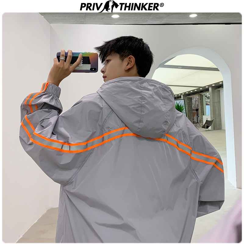Privathinker Men Summer Outdoor Anti-UV Jackets 2020 Mens Ultra-light Breathable Sun Protection Clothing Male Spring Loose Coat