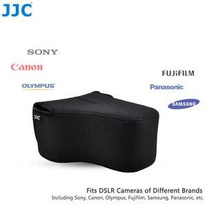 Image 2 - JJC etui na aparat etui torba dla Canon EOS RP R Nikon Z7 Z6 Z50 Sony A7R IV A7R III A7S II Fuji Fujifilm X T3 X T2 X T1 XT3 XT2