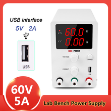 New Digital lab Power Supply Adjustable DC bench Power Suppl