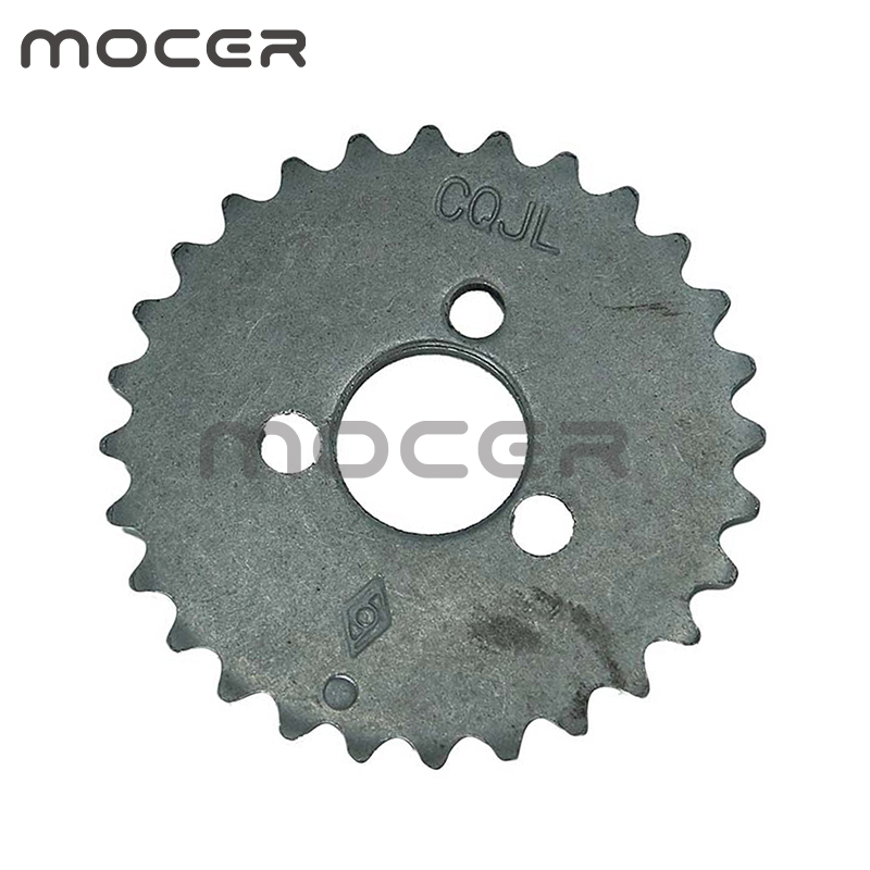 Sprocket Chain Motorcycle Transmission 28 Tooth Timing Gear For <font><b>Lifan</b></font> <font><b>110cc</b></font> Dirt Pit Bike ATV Quad Go Kart Buggy Scooter GT-155 image