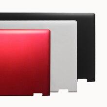레노버 요가를위한 새로운 LCD 백 커버 500 14 요가 500 14IBD 플렉스 3 14 플렉스 3 1470 LCD 탑 커버 케이스 화이트/블랙/레드