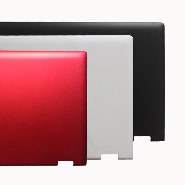 NEW LCD BACK COVER FOR Lenovo Yoga 500 14 Yoga 500 14IBD Flex 3 14 Flex 3 1470 LCD top cover case white/black/red