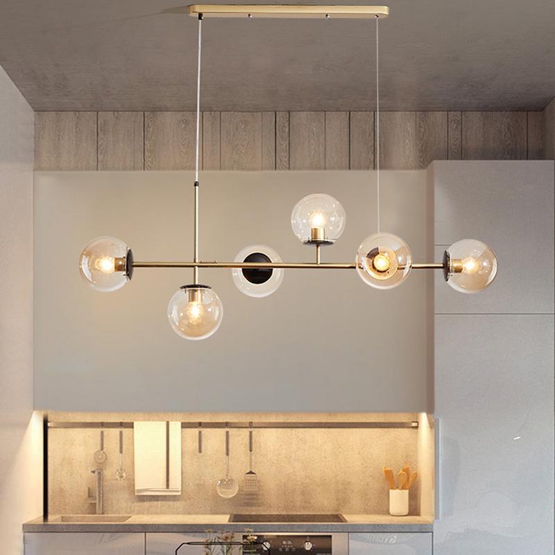 Nordic Gl Pendant Lights Lamp