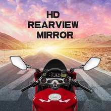Dikiz MirrorMotorcycleFor Yamaha R6 R1 R3 R25 R15 R125 R1S R1MFZ6RYzfr125For Hondacbr125r ForSuzuki karbon Fiber 6mm8mm10mm