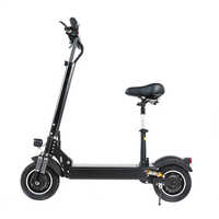 GUNAI Electric Scooter for Adults Folding 52V23.6Ah Lithium Battery with 2000w Brushless Motor