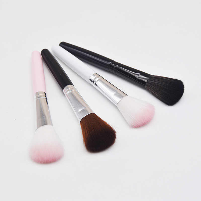 Professionele Blush Brush Poeder Make-Up Kwasten Markeerstift Oogschaduw Blending Brush Nail Borstels Beauty Essentials Make Up Tool