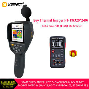 Leak-Detector Thermal-Imaging-Camera Floor-Heating HT-19 Precision Outdoor High-Resolution