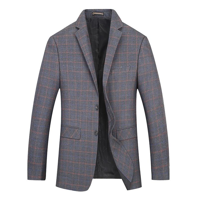 Plus Size 8xl 7xl 6xl New High Quality  Arrival Autumn And Winter Men's Suit Jacket Fashion Slim Fit Brazer Casual Blazers Men