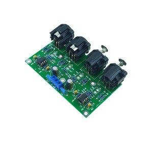 Image 4 - Mshow DIY zrównoważony przedwzmacniacz płyty niezbalansowany do zbalansowanego RCA do XLR do przedwzmacniacza HIFI AUDIO darmowa wysyłka