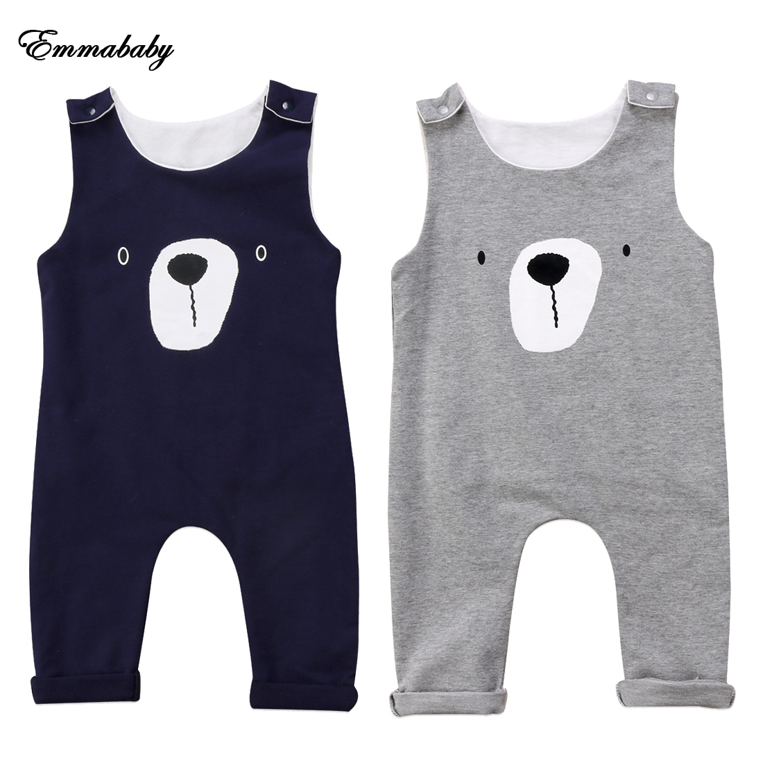 NEW 2020 Newborn Baby Boy Girl Clothes Bodysuit Infant Romper Jumpsuit Outfit Sunsuit