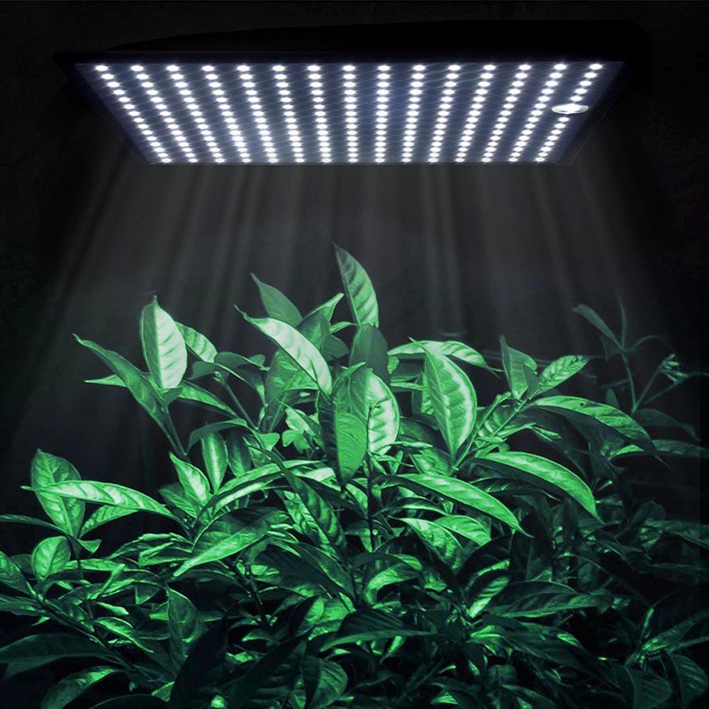 Smuxi 45W 225 LEDs Fitolampa Phyto-lamp LED Grow Light Full Spectrum LED Panel Grow Lamp For Plants Hydroponics Tent Aquarium