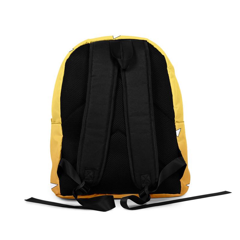H1d8e958dc8a043f593fc50c481f49422Z - Demon Slayer: Kimetsu no Yaiba Backpack Canvas Bag Kamado Tanjirou School Bags Girl Mochila Feminina Nezuko Notebook Bag Cosplay