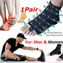 Dr Sock Soothers Socks Anti Fatigue Compression Foot Sleeve Support