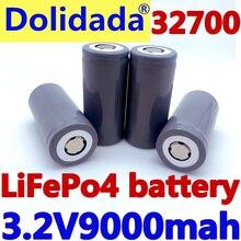 2020 оригинальный 3,2 V 32700 9000 32700 мА/ч, 9000 мА/ч, Батарея LiFePO4 55A высокое Мощность Максимальный непрерывный разряд Батарея