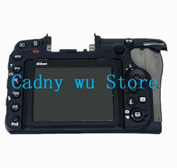 NEW Rear Cover Back Cover with LCD Button Flex For Nikon D500 Camera Replacement Unit Repair Part