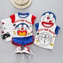Clothes for parents and children T -shirt printed(China)