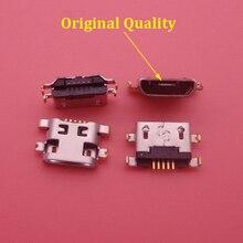 500 Teile/los Micro Usb Für Alcatel 7040N Ladung Port Dock Buchse Für Lenovo A708t S890 Für Huawei G7 G7 TL00 Lade stecker