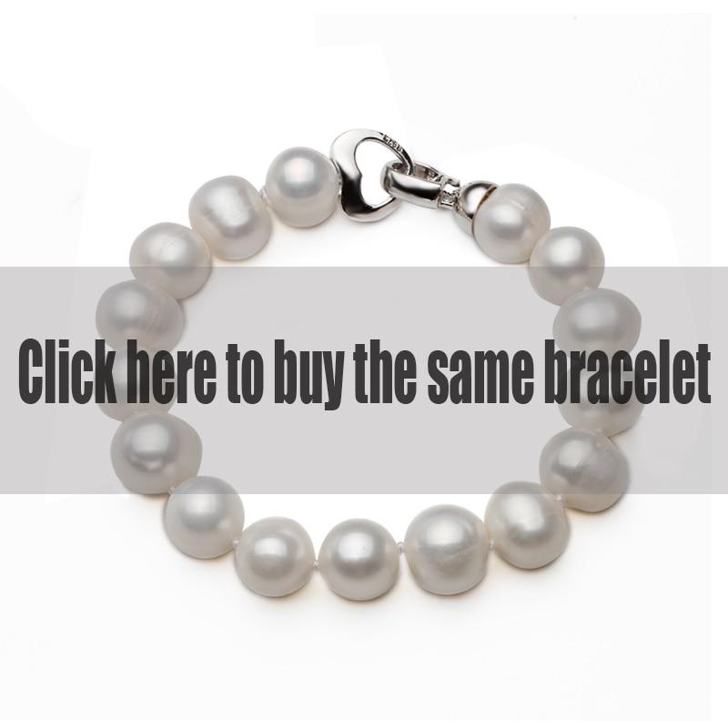100-Real-Natural-Near-Round-Pearl-Bracelet-Femme-Fashion-White-Freshwater-Pearl-Bracelet-Girl-Birthday-Gift