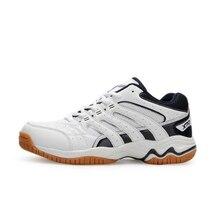 Профессиональная Обувь для волейбола мужские и женские дышащие износостойкие волейбольные кроссовки для пар Нескользящие кроссовки на шнуровке