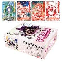 Japan Anime Date A Live Game Cards Itsuka Shido Yatogami Tenka Kotori Himekawa Yoshino Table Toys For Family Children Gift