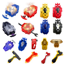 Sparking Launcher Gyro-Toys Beyblades Gyroscope-Accessories Burst Children with Handlebar