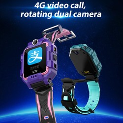 Y99 Bambini Orologio Intelligente 4G Bambini GPS Posizione Cinturino di Sicurezza Dual telecamere di Video Chiamata Del Braccialetto di Sport Impermeabile Bambini Della Vigilanza