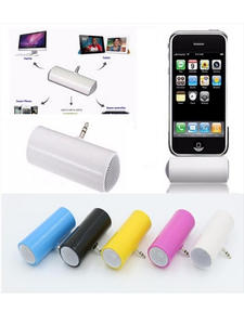 Small Speaker Portable Phones Huawei Colorful Mini Samsung for iPad Cylindrical