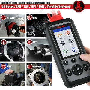 Image 3 - Autel MaxiDiag MD806 OBD2 Diagnostic Tool Code Reader Scanner ABS SRS EPB DPF