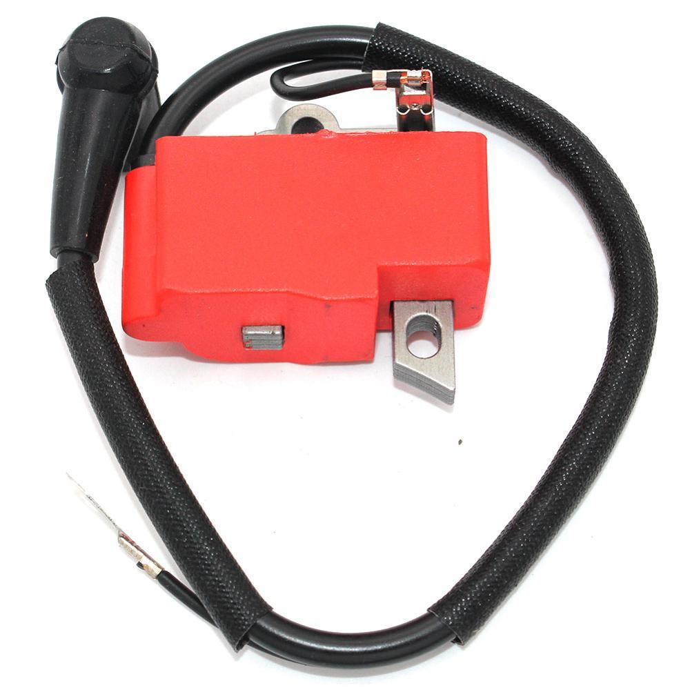 Ignition Coil  Red  for Makita DCS460 DCS500 DCS510 DCS5121 DCS5121R DSC51020 DCS51018