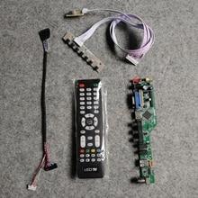 60hz Controller-Board WLED Screen Diy-Kit LVDS Universal Lp140wh8/lp140whu-Monitor Fit
