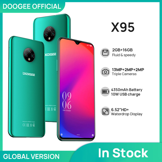 DOOGEE X95 Cell phone 1