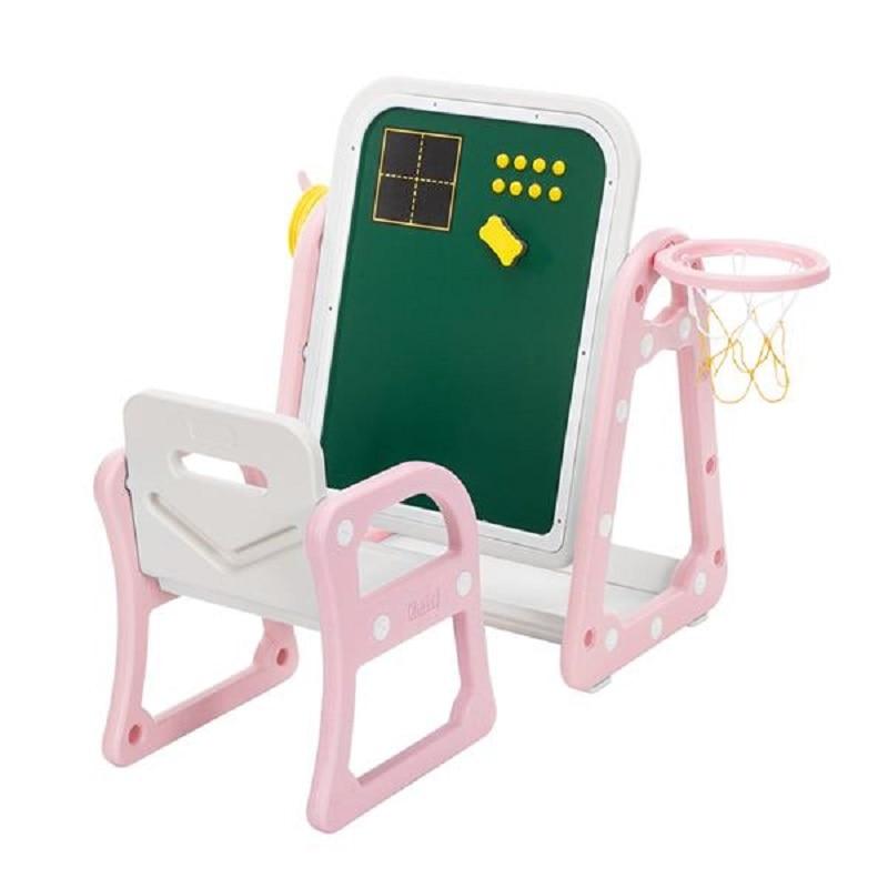 Delivery Normal Multifunctional Kid Study Children Homework Ergonomic Student Desk And Chair Combination Desktop